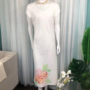 Jackpot linen dress
